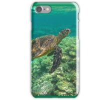 Turtle Swim iPhone Case/Skin