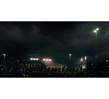 Giants stadium, but I see no giants.  Photographic Print