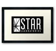 Scientific and Technological Advanced Research Labs (S.T.A.R. Labs) Framed Print