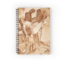 The Lamb of God Spiral Notebook