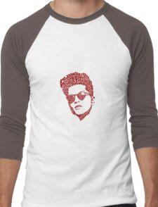 Bruno Mars Men's Baseball ¾ T-Shirt