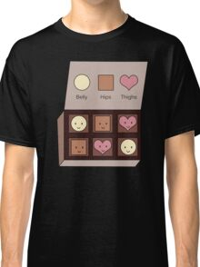 Belly, Hips, Thighs Classic T-Shirt