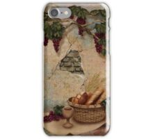 The Bread and the Vine iPhone Case/Skin