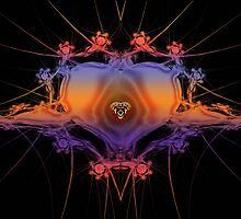 Liquid Heart by James Brotherton