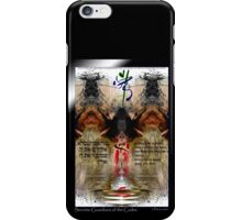 Secrets: Guardians of the Codes iPhone Case/Skin