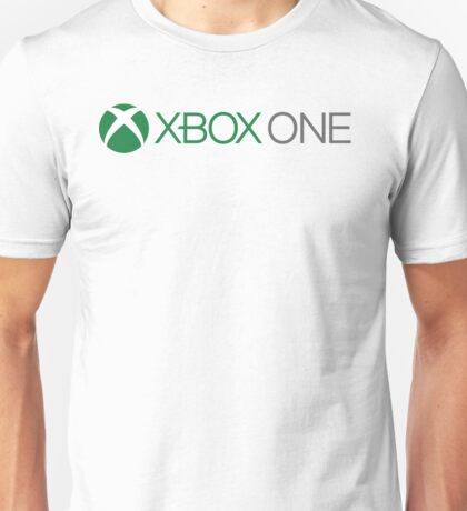 Xbox One Logo Unisex T-Shirt