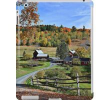 Sleepy Hollow Farm iPad Case/Skin