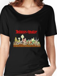 asterix and obelix Women's Relaxed Fit T-Shirt