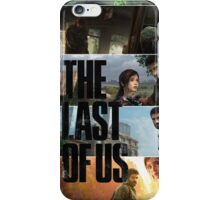 The Last of All. iPhone Case/Skin