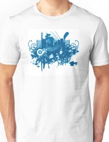 Blue Industry  Unisex T-Shirt