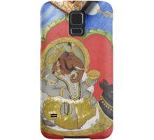 Ganesha Riding Mooshika Samsung Galaxy Case/Skin