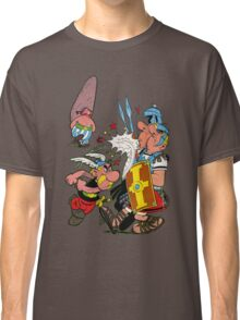 asterix and obelix Classic T-Shirt
