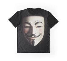 Stashy Fawkes Graphic T-Shirt