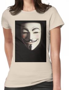 Stashy Fawkes Womens Fitted T-Shirt