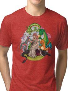 Mother of Dragons Tri-blend T-Shirt