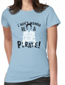 Puffy Pirates Womens Fitted T-Shirt