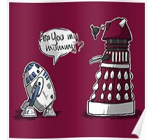 Are you my mummy? - CHOOSE YOUR COLOR Poster