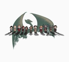 Dragon age inquisition Kids Tee
