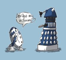 Are you my mummy? - BLUE version Kids Tee