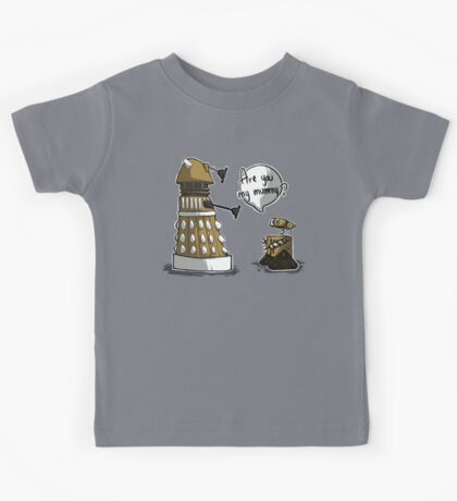 Are you my mummy? - GOLD version Kids Tee
