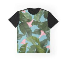Wild Flower #redbubble #lifestyle Graphic T-Shirt
