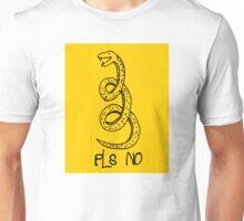 Don't Tread On Me (Funny Parody Gadsden Snake) Unisex T-Shirt