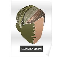 It's Mister Osborn Poster