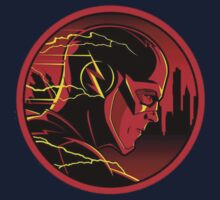the flash Kids Tee
