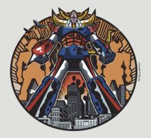 Los Robots Gigantes: It Begins by barrileart