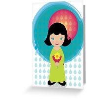 All Good MKv Greeting Card