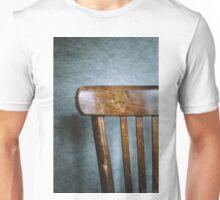 Wooden chair Unisex T-Shirt