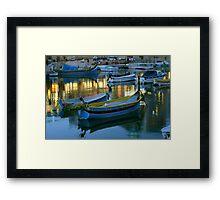 Sliema, Malta Framed Print