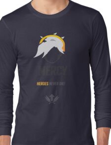 OVERWATCH MERCY Long Sleeve T-Shirt