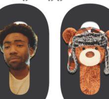 Childish Gambino - 3005 Sticker
