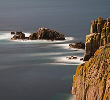 Land's End, Cornwall, UK ~ Atlantic Coast by Debra  Jayne