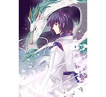 Dragon God Haku Photographic Print