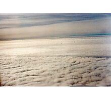 Sea of White Photographic Print