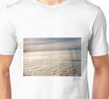 Sea of White Unisex T-Shirt