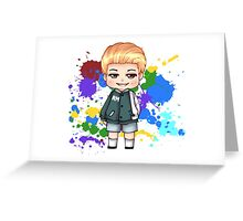 BTS Color Your Day: Namjoon Greeting Card