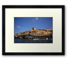 Zurrieq, Malta Framed Print