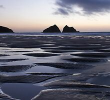 Holywell Bay, Cornwall, UK ~ Atlantic Coast by Debra  Jayne