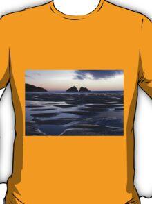 Holywell Bay, Cornwall, UK ~ Atlantic Coast T-Shirt