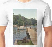 Sittin' On The Dock Of The Bay Unisex T-Shirt