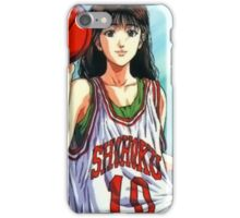 Akagi Haruko iPhone Case/Skin
