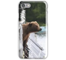 Kamchatka Bear iPhone Case/Skin