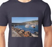 Unplugged At The Harbour Unisex T-Shirt