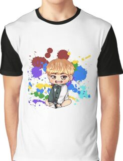 BTS Color Your Day: Taehyung Graphic T-Shirt