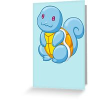 Squirtle! Greeting Card