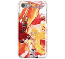 Hanamichi Sakuragi  iPhone Case/Skin