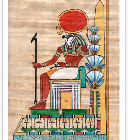 Divine principles: Ra Sticker